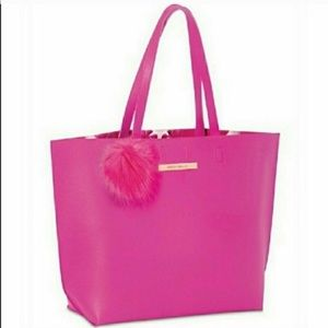 Vince camuto pink tote 💗